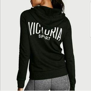 Nwt Victoria's Secret Sport Zip up Jakcet pink S